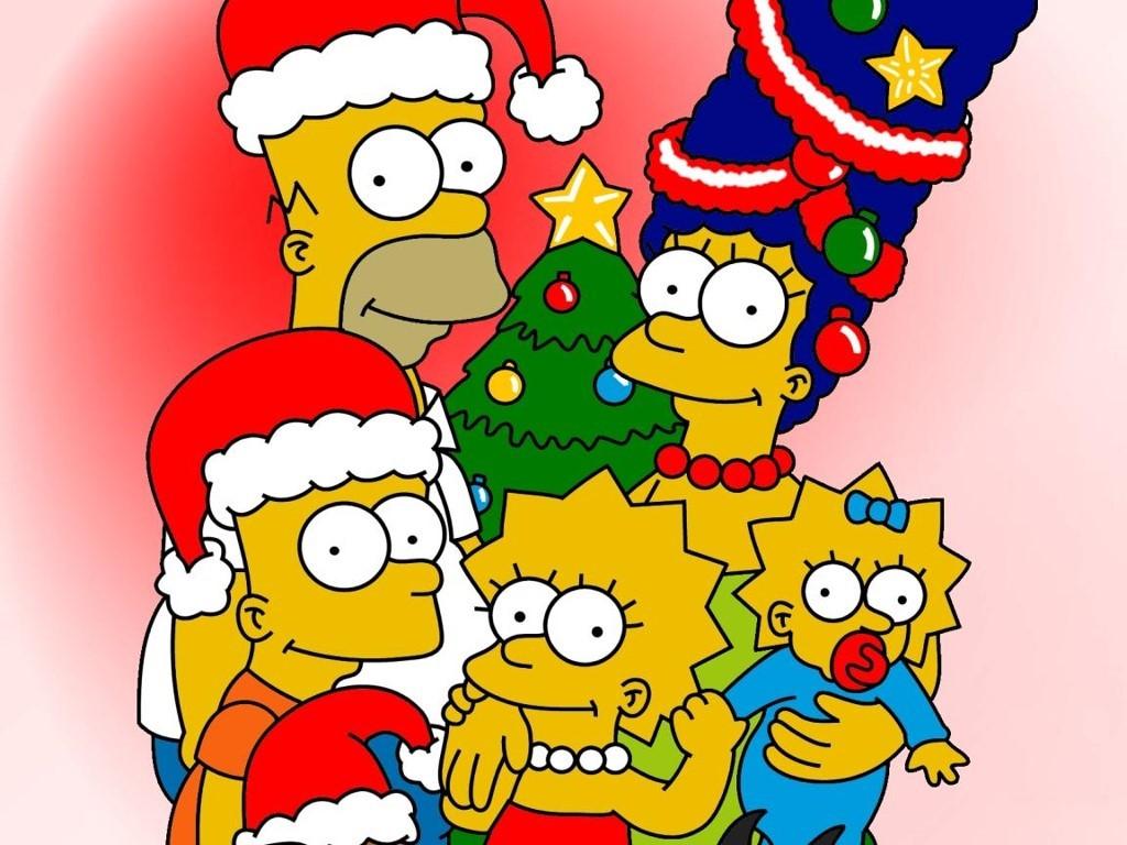 los_simpson_feliz_navidad